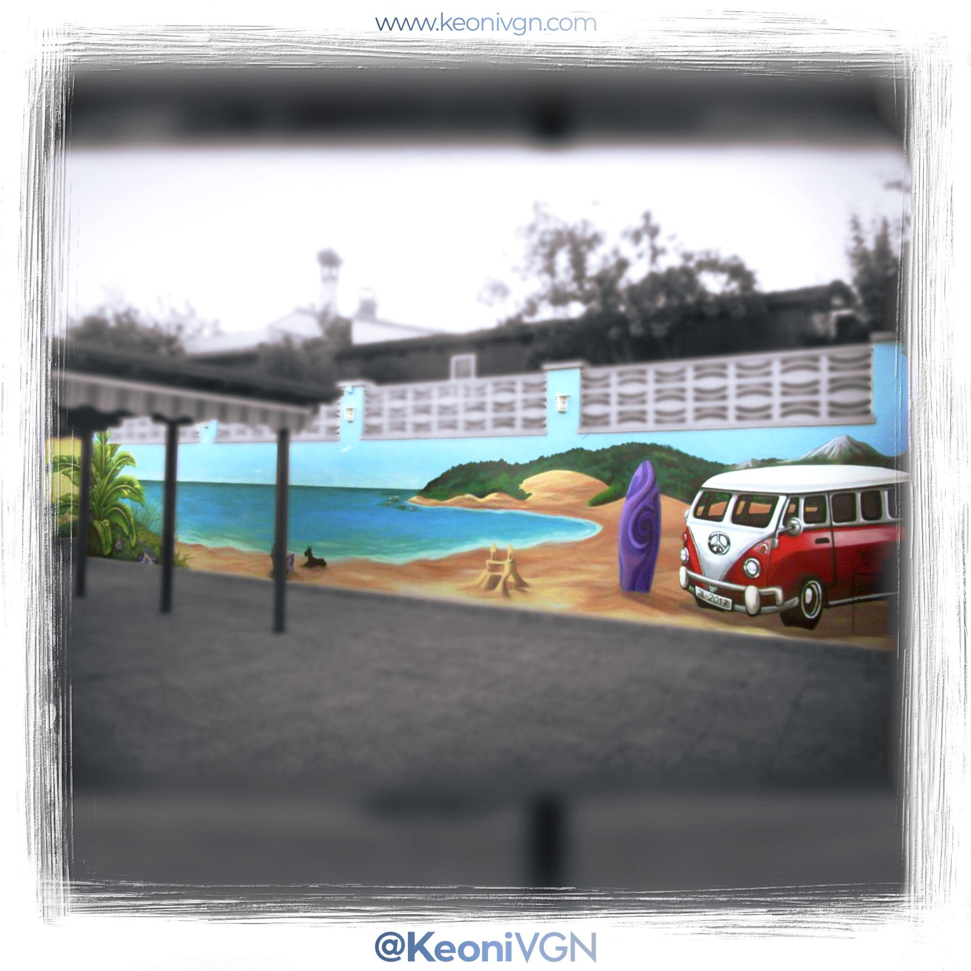 proyecto Tarifa Beach Mural