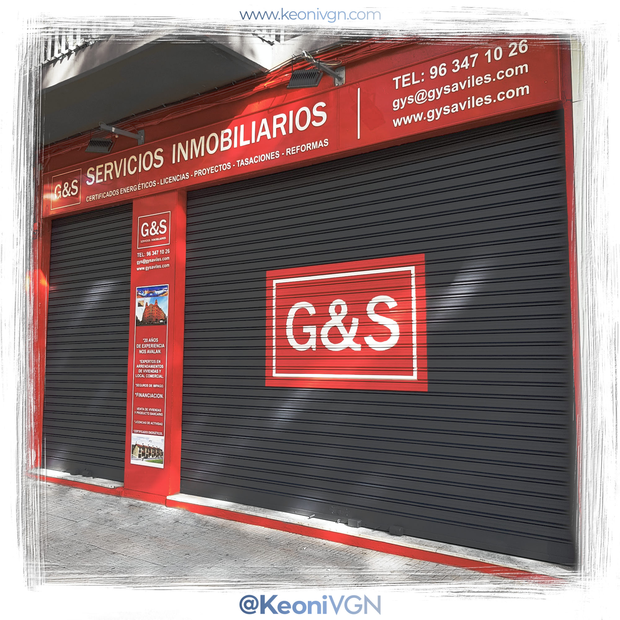 proyecto G&S Inmobiliaria