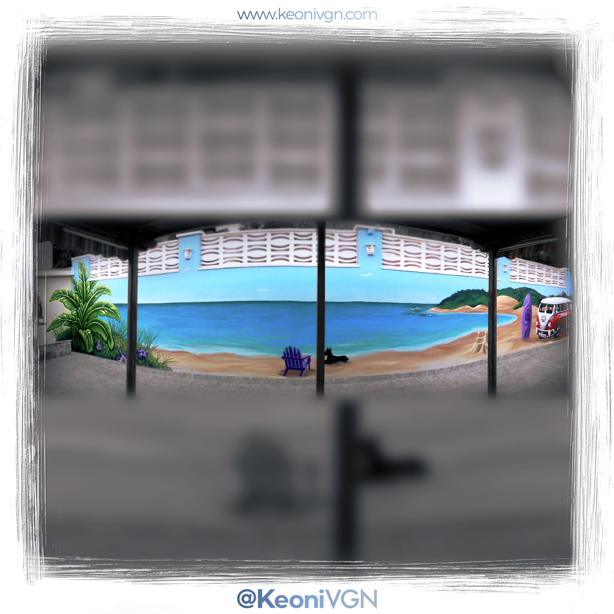 Mural Tarifa Beach 2