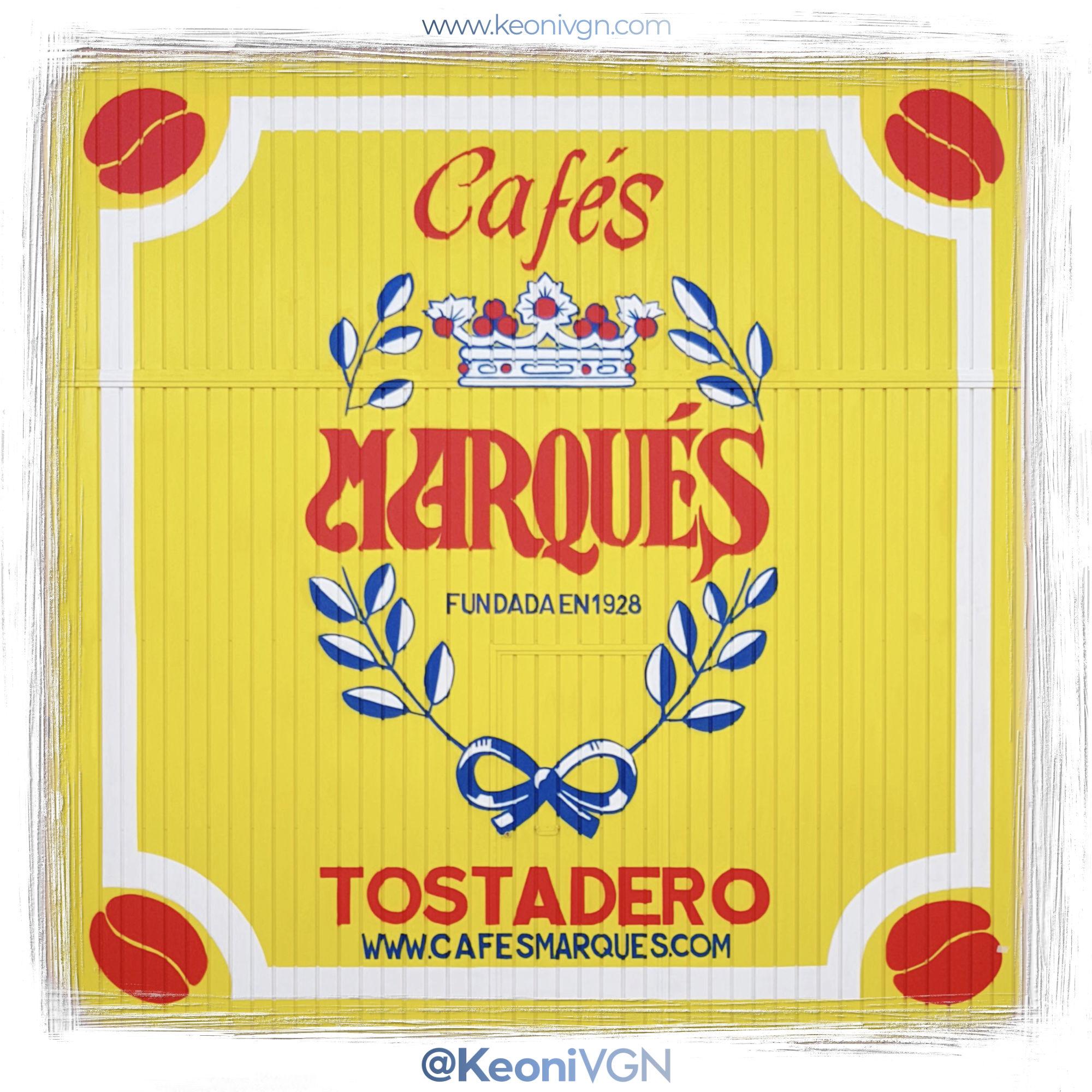 Mural Cafés Marqués 2