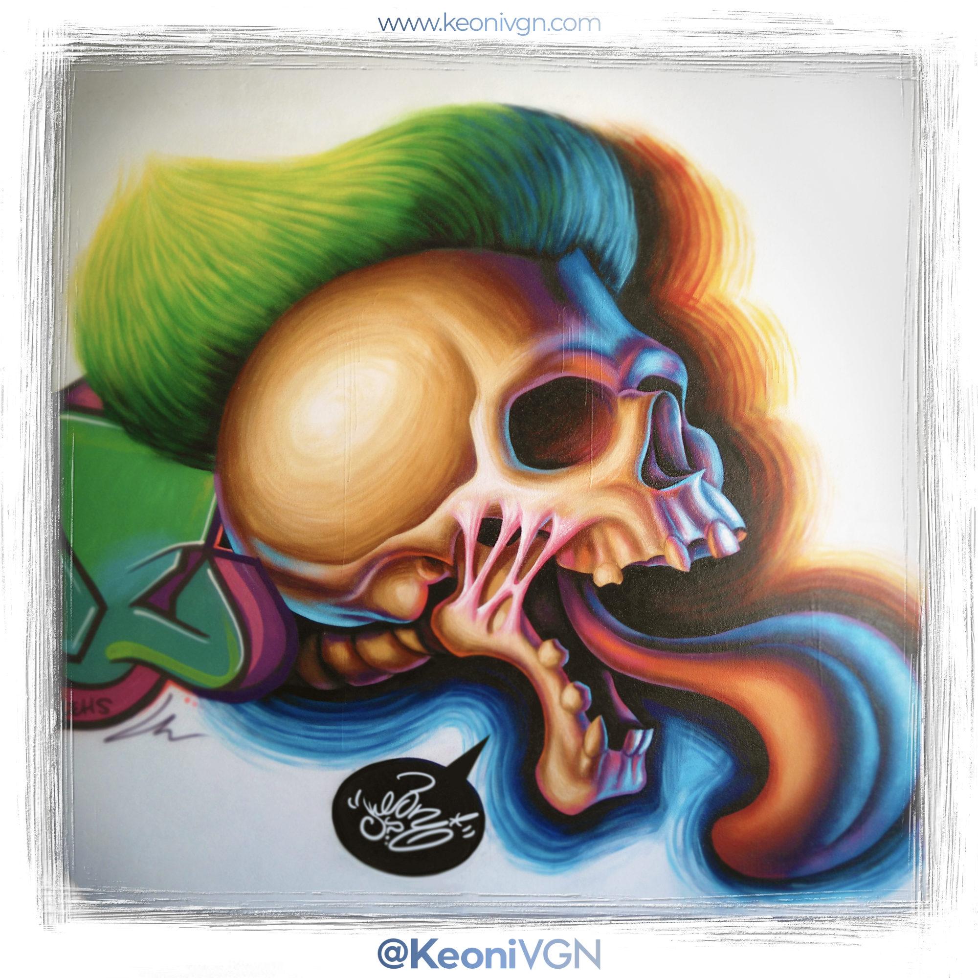 proyecto Insane Skull