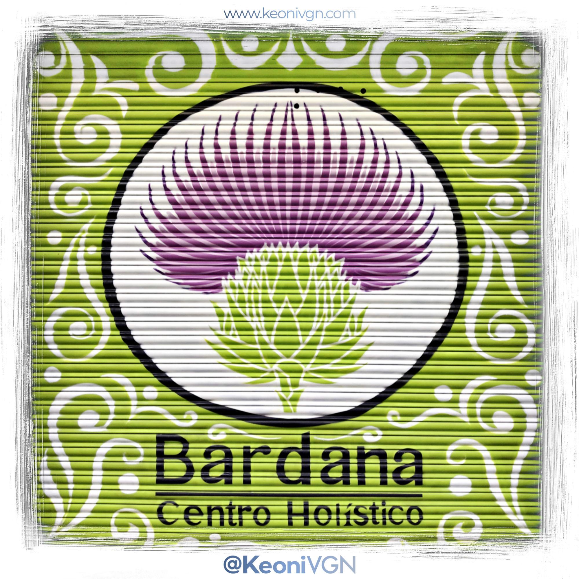 Mural Bardana