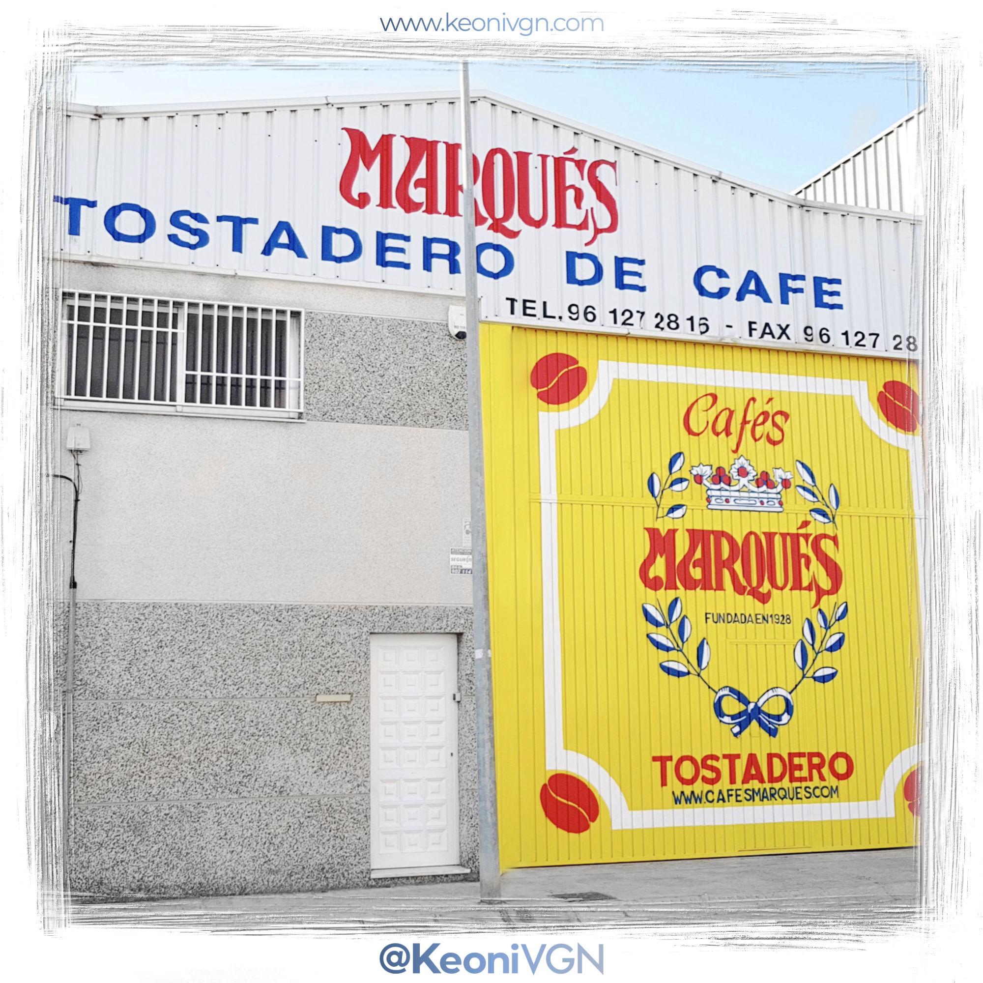 proyecto Cafés Marqués