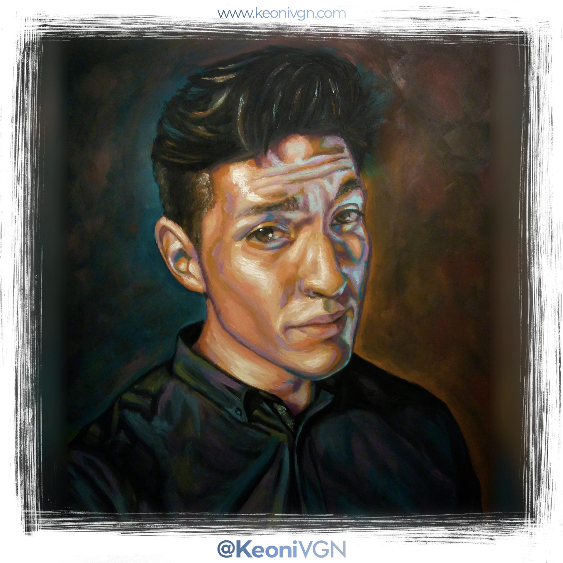 proyecto Self portrait