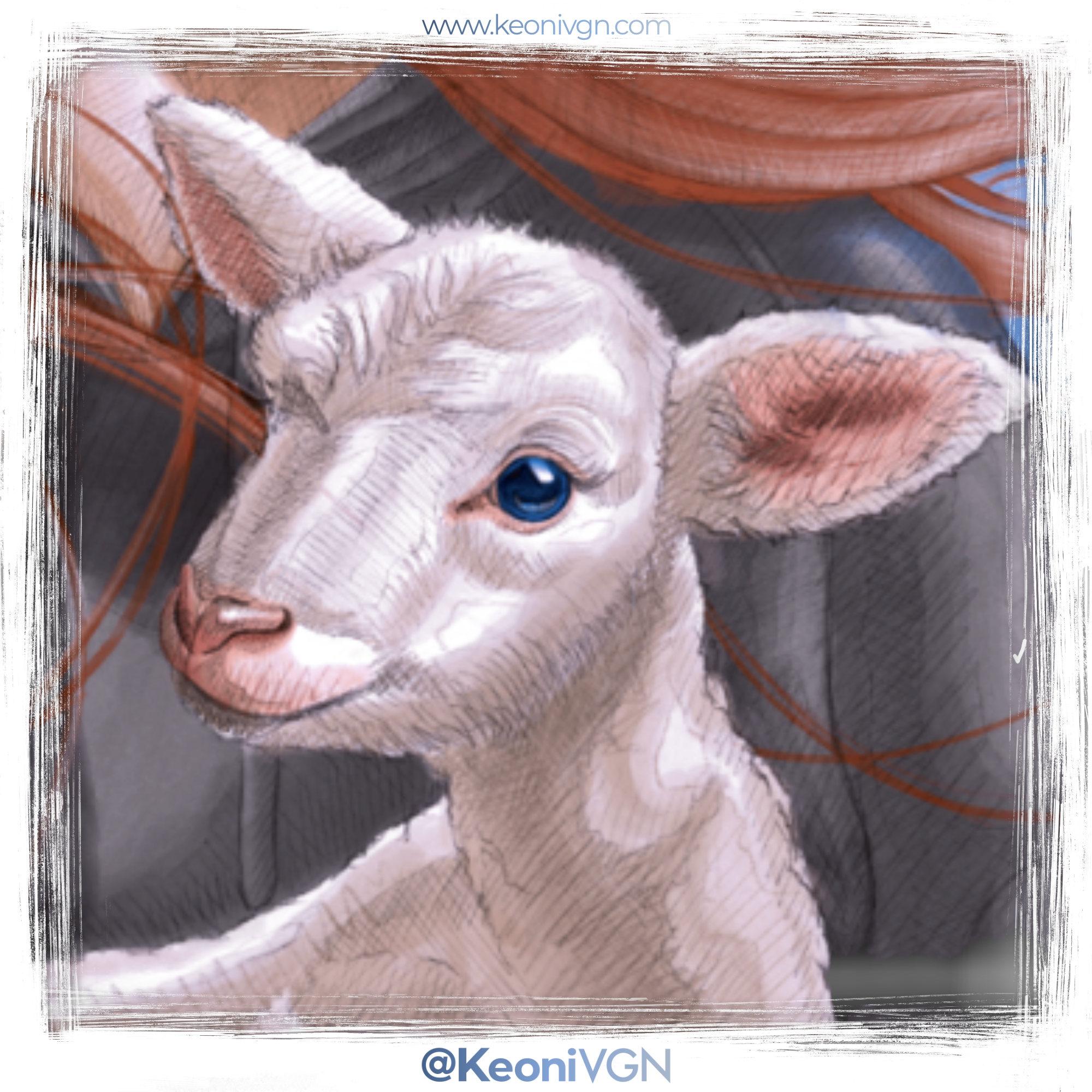 Ilustración - Activista Liberación Animal