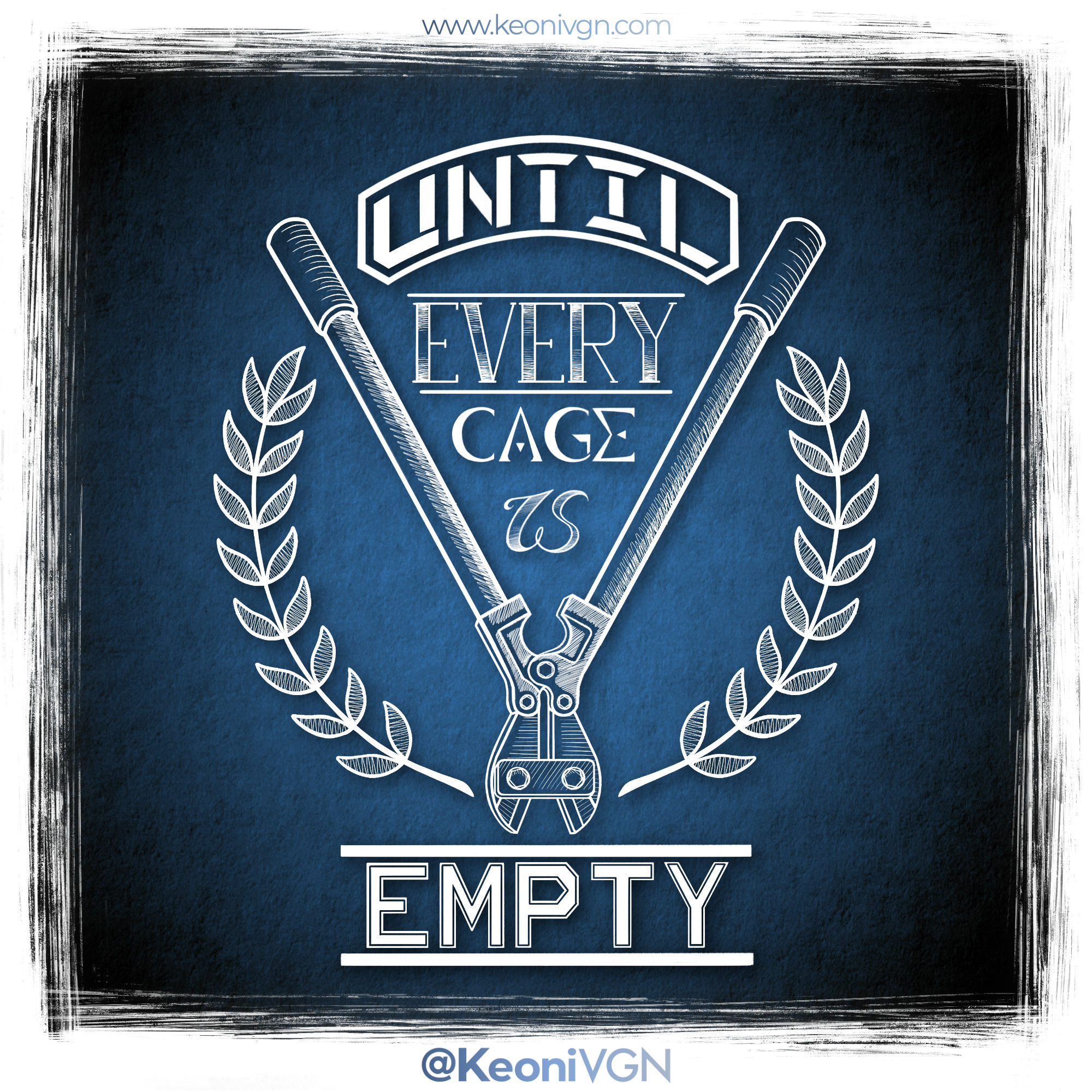 proyecto UNTIL EVERY CAGE IS EMPTY