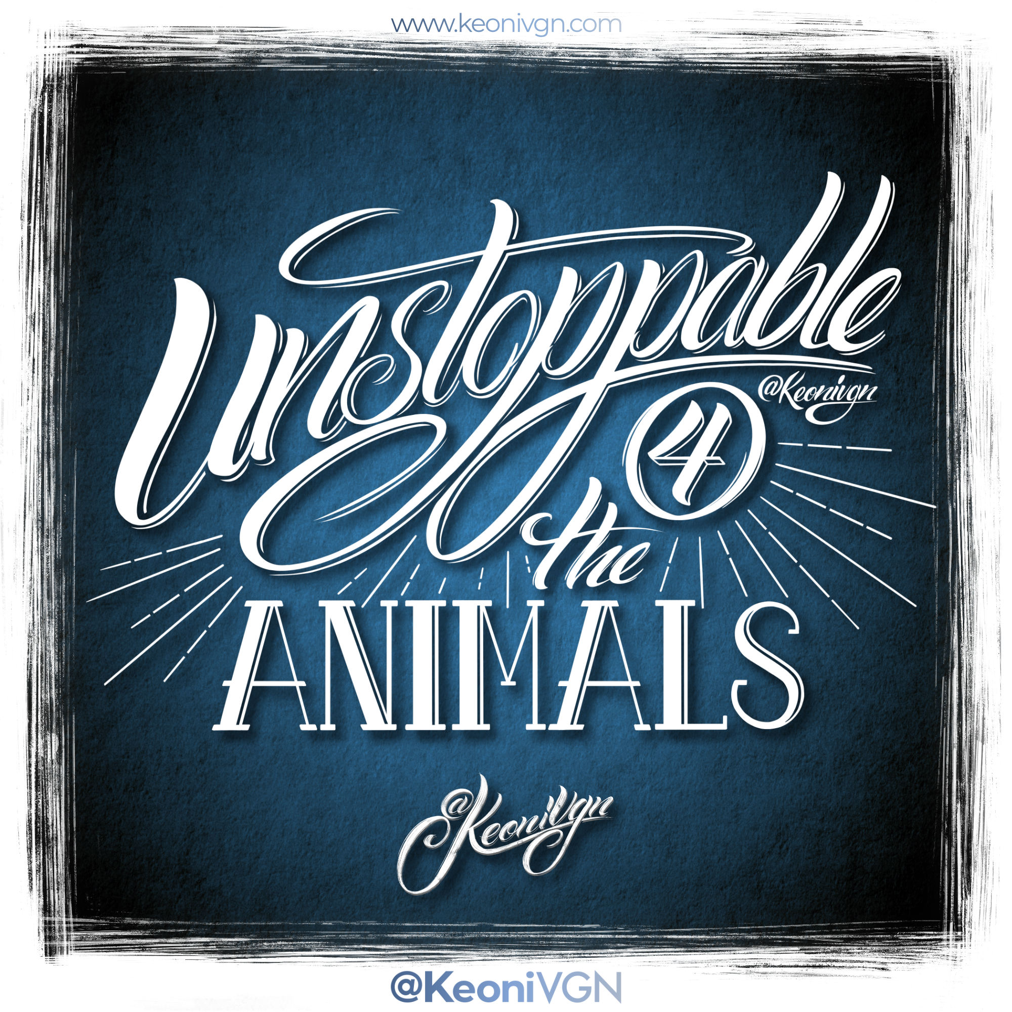proyecto UNSTOPPABLE FOR THE ANIMALS